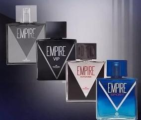 Perfume Empire Vip Masculino 100ml Original - Promoção