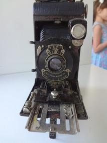Maquina Fotografica Antiga Eastman Kodak Nº1 Pocket Ano 1922