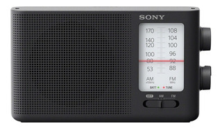Radio Portatil Analogica Am Fm Sony Icf-p19 Con Parlante