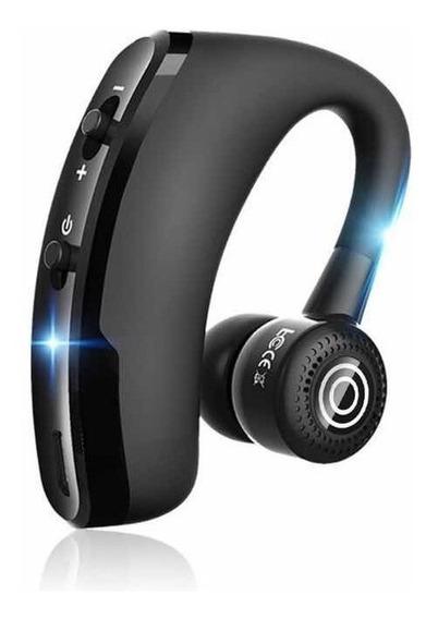 Fone De Ouvido Bluetooth 4.0 - Sem Fio Com Microfone - Preto