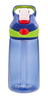 Vaso Contigo Striker Kids Niña Botella De Agua 14oz
