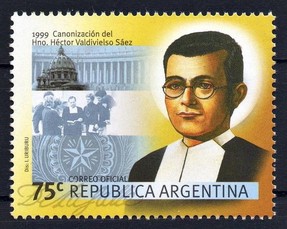 Argentina 1999 Gj 3010** Mint Hector Valdivieso Sáez A