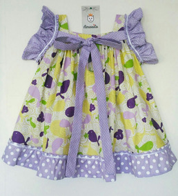 Vestido Infantil Amorilo