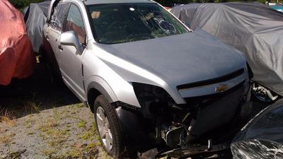 Sucata Chevrolet Captiva 4cc 2.4 2011