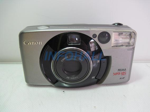 Câmera Canon Prima Super 105