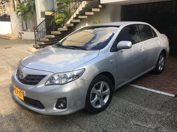 Toyota Corolla 2012 Aut