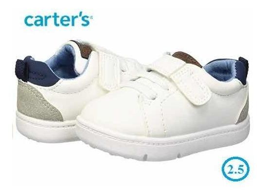 Zapatos Nuevos Carters Para Bebé 2.5