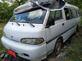 Hyundai H100 Gls, Ano 2000. Para Remoção De Peças.