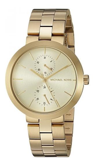 Relógio Feminino Michael Kors Garner Mk6408/4dn
