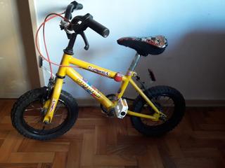 Bicicleta Para Niños Marca Bmx Exelente Estado Buena Calidad