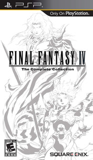 Final Fantasy Iv The Complete Collection - Sony Psp