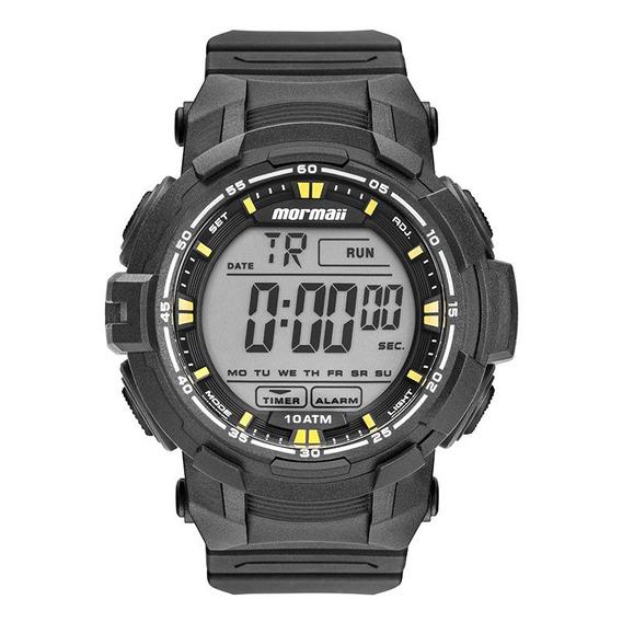 Relógio Mormaii Mo8121ab8y Preto