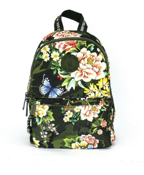 Mini Mochi Farm Xodozinha Flor Camuflado Estampada U