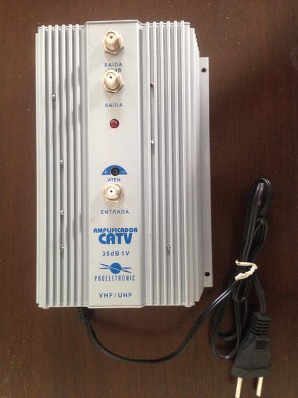 Amplificador De Sinal Com 35db