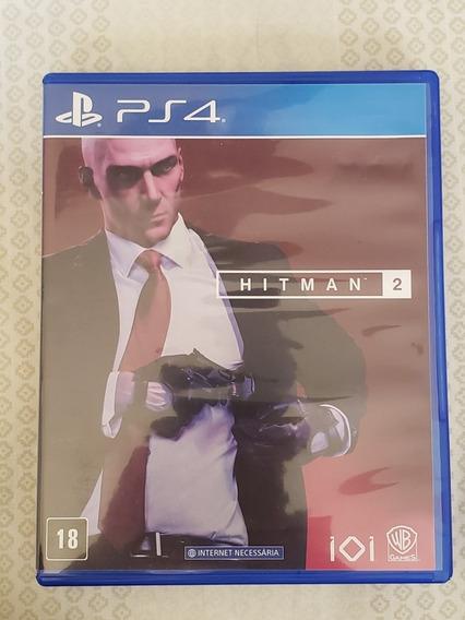 Hitman2 Ps4