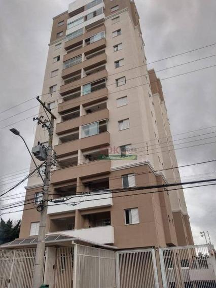 Apartamento Com 2 Dormitórios À Venda, 67 M² Por R$ 280.000 - Jardim Satélite - São José Dos Campos/sp - Ap4696