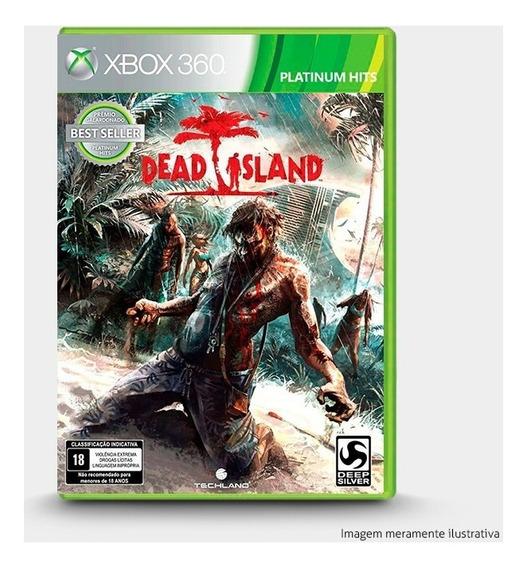 Dead Island - Original Xbox 360 - Novo