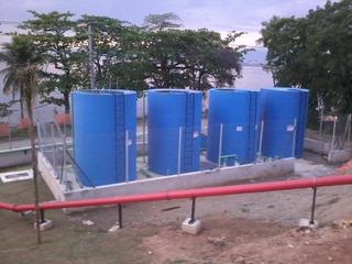 Caixa D´água Reservatório Cisterna, 6000 Litros Hidroglass