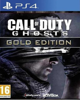 Call Of Duty Ghosts Gold Edition Digital Latino Ps4