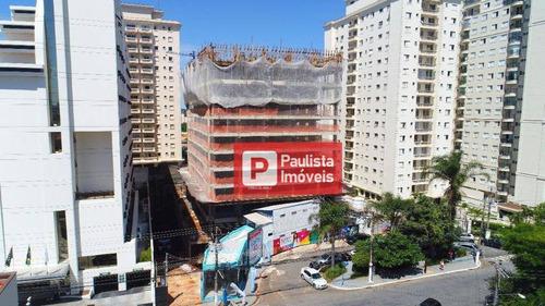 Apartamento Com 1 Dormitório À Venda, 47 M² - Campo Belo - São Paulo/sp - Ap26511