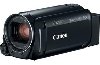 Filmadora Canon Vixia Hf R800 Tactil Fullhd