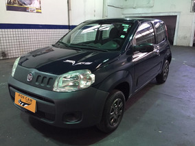 Fiat Uno 1.0 Vivace Flex 3p Ano 2011/2012 (6824)