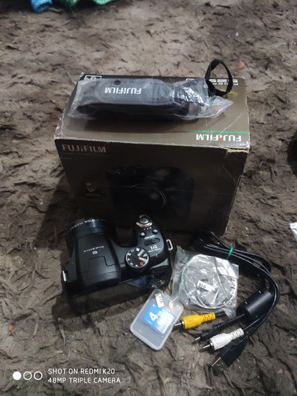 Camera Fotográfica Fujifilm Finepix S2980 Semi Profissional