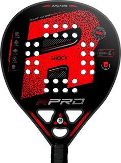 Paleta Padel Royal R Pro Carbono + Regalos - Estacion Deportes Olivos