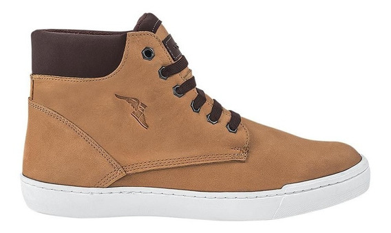 Tenis Casual Tipo Bota Goodyear Ab150263 Hombre