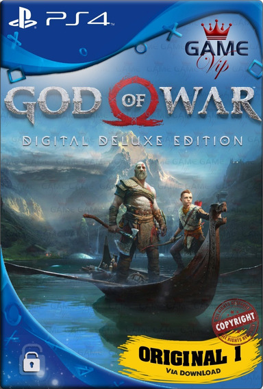 God Of War Ps4 Digital Cod1 Envio Imediato