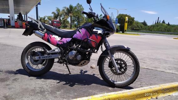 Suzuki Dr 650 Rse, No Yamaha, No Honda