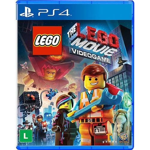 The Lego Movie Videogame Ps4 Mídia Física Novo Lacrado