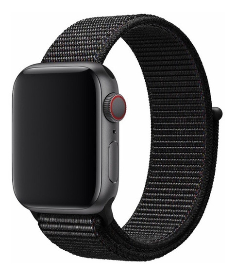 Correa Extensible Iwatch 1 2 3 4 Sport Nylon 38mm 40mm