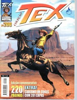 Tex Colecao 200 - Mythos - Bonellihq Cx337 I19