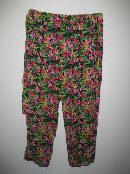 Pantalones Fibrana Talles Grandes Super Especiales 4xl-7xl