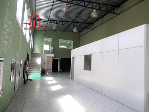 Galpão/pavilhão A Venda No Bairro Centro Em Vinhedo - Sp.  - 485-1