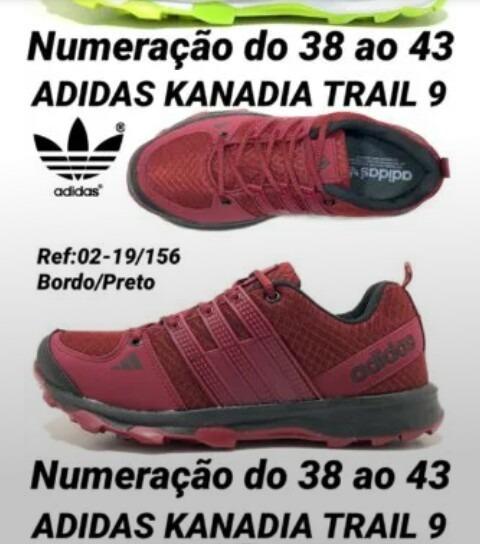 Tênis adidas Vermelho