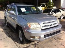 Toyota 4runner Limited 3 Filas Ba Abs Piel Qc At