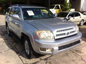 Toyota 4runner Limited 3 Filas Ba Abs Piel Qc At