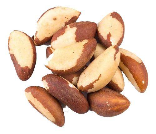 Nuez Del Brasil Fresca Importada Gourmet-fralugio 1kg
