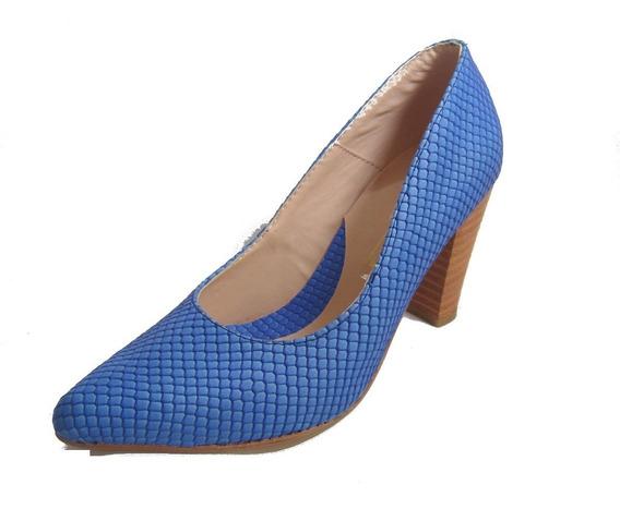Zapato Mujer Stilettocon Taco Alto Y Punta Fina