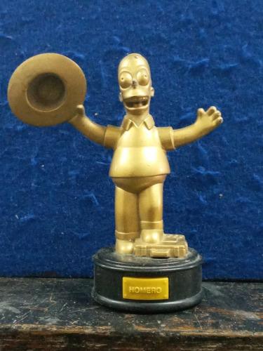 Imagen 1 de 3 de Los Simpson The Movie * Homero * Burger King * 2007 *