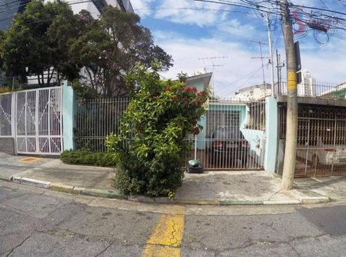 Imagem 1 de 3 de Terreno À Venda, 400 M² Por R$ 1.500.000,00 - Alto Da Mooca - São Paulo/sp - Te0219