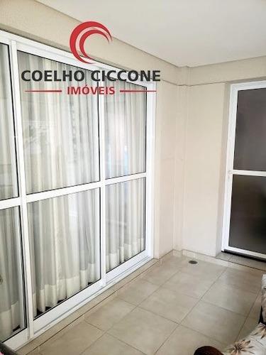 Imagem 1 de 15 de Apartamento Em Santa Paula - Sao Caetano Do Sul - V-3974