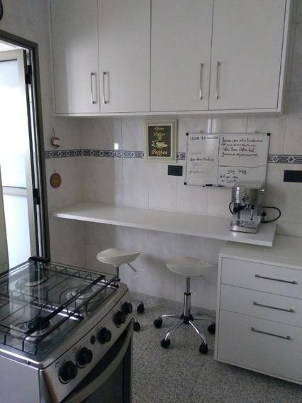 Apartamento Em Vila Mogilar, Mogi Das Cruzes/sp De 94m² 3 Quartos À Venda Por R$ 430.000,00 - Ap539132