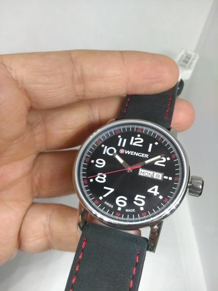Reloj Wenger, Suizo Original Y Nuevo