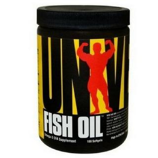 Fish Oil - Ômega 3 (100 Caps) Universal Nutrition