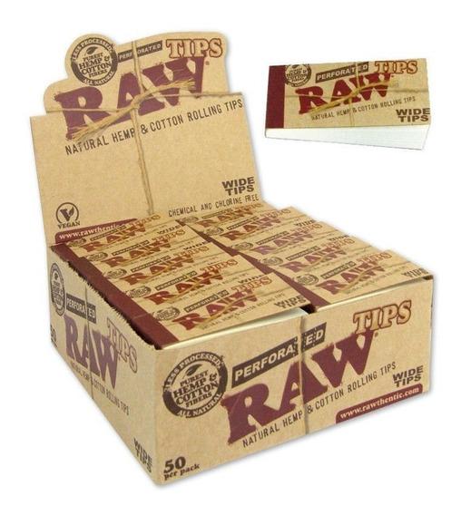Piteira Raw Wide Perforated Original - Pronta Entrega