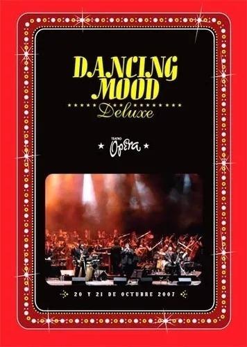 Dvd Dancing Mood - Deluxe Teatro Opera