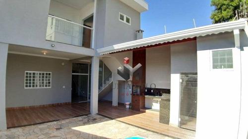 À Venda Sobrado R$ 470.000 Com 3 Dormitórios , 210 M² Por  - Jardim Paulistano - Ribeirão Preto/sp - So0406